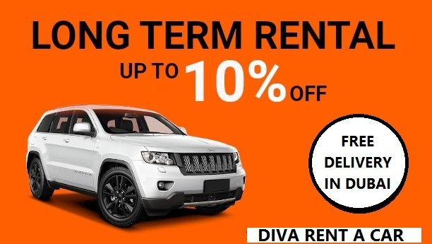 Offers Dubai Rent A Cars